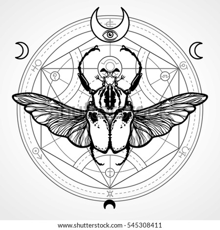 Image result for mystical circle