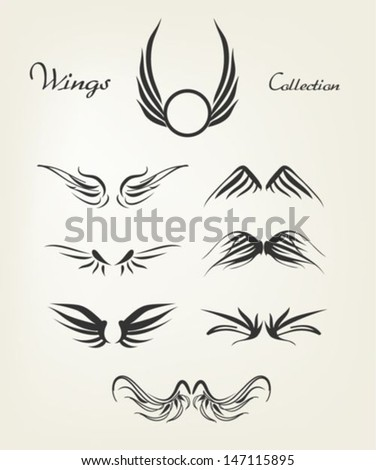 Wings collection 2