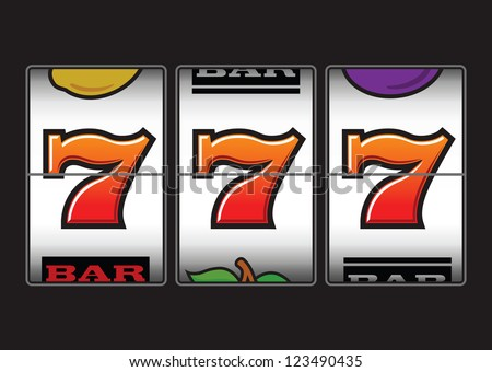 triple 7s slot machine