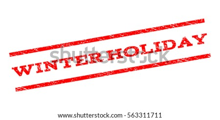 holiday watermark