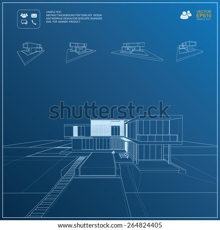 Architectural Drawing Stock Photos Royalty Free Images Vectors
