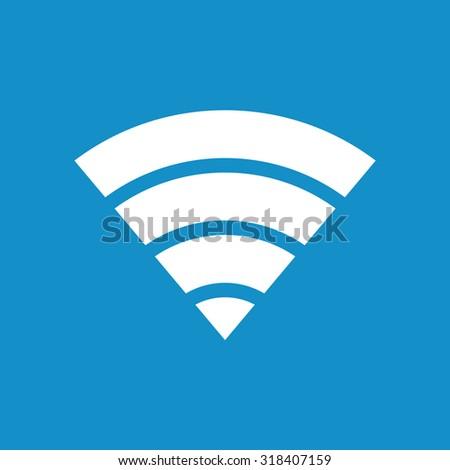 Wireless Icon . Vector illustration - stock vector
