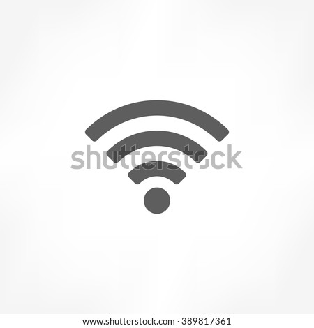 wireless icon, wireless icon vector, wireless icon AI, wireless icon EPS, wireless icon jpeg, wireless icon graphic, wireless flat icon, wireless icon image, wireless icon illustration - stock vector