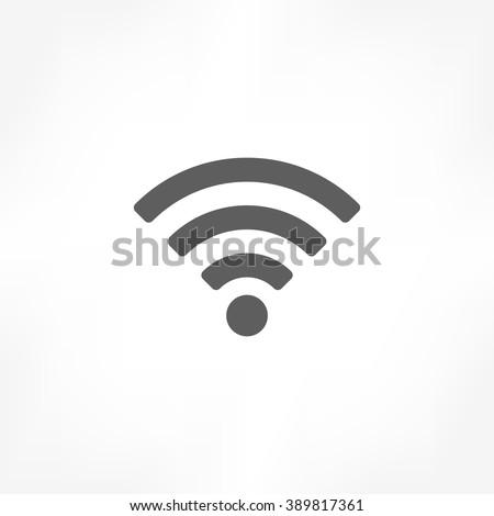 wireless icon, wireless icon vector, wireless icon AI, wireless icon EPS, wireless icon jpeg, wireless icon graphic, wireless flat icon, wireless icon image, wireless icon illustration - stock vector