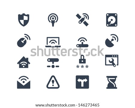 Shield Icons Stock Vector 231571069