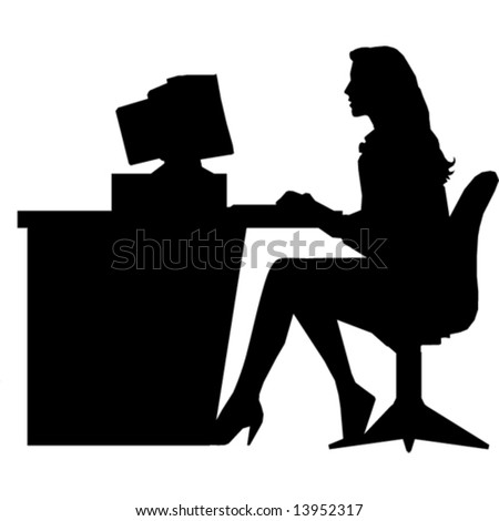 women busines.vector image