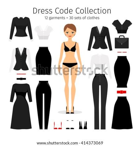 Dress-code Stock Images Royalty-Free Images U0026 Vectors | Shutterstock