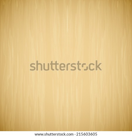 Wood background - stock vector
