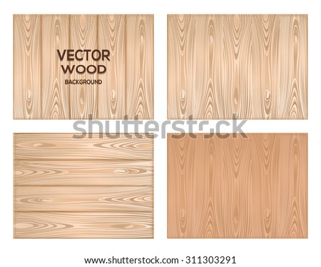 Wood Texture Timber Wallpaper 4 Natural Wooden Background Vector