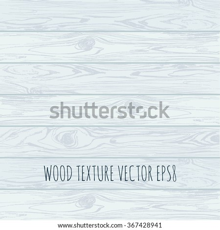 Wood texture, vector Eps 8 illustration. Natural Wooden Background. - stock vector