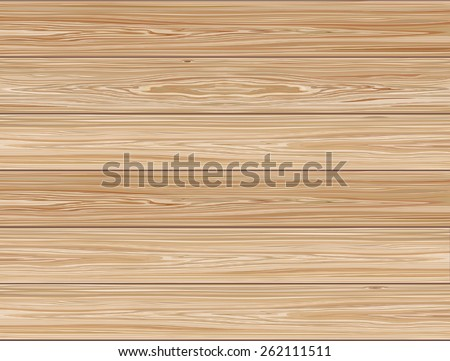 Wooden boards. Texture. Natural background. detailed vector.beige - stock vector
