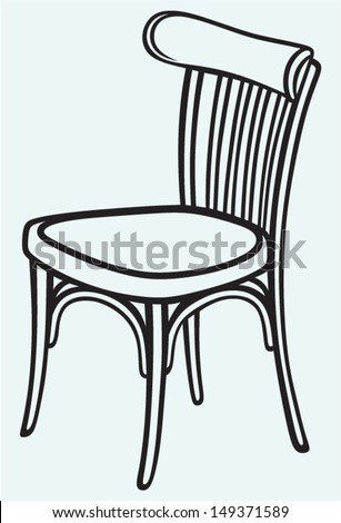 Drawing Of A Chair Stock Images RoyaltyFree Images Vectors