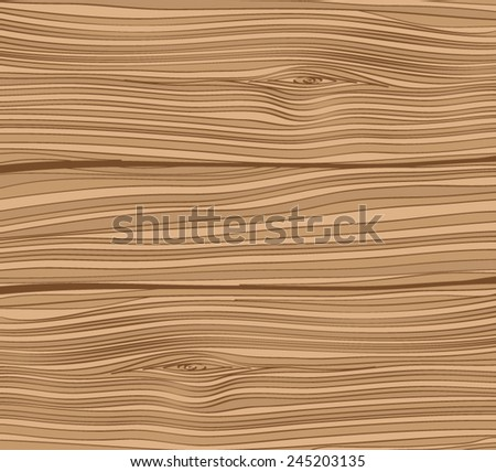 wooden planks texture, vector illustration - stock vector