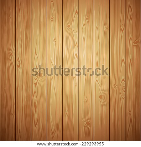 Wooden Seamless Pattern. Editable pattern in swatches. Clipping paths included in additional jpg format. - stock vector