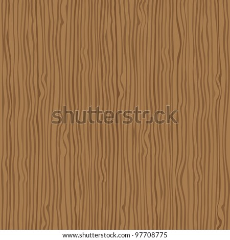 Wooden seamless pattern for your design - stock vector