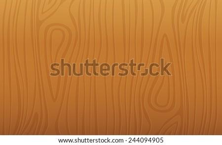 Wooden texture background. Eps10 vector illustration - stock vector