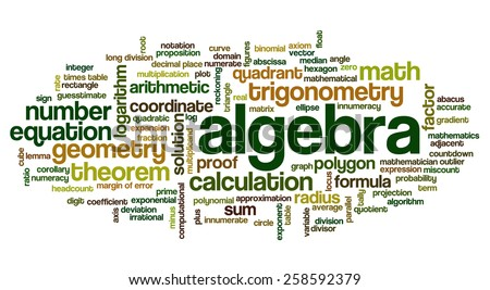 geometry word art - photo #33