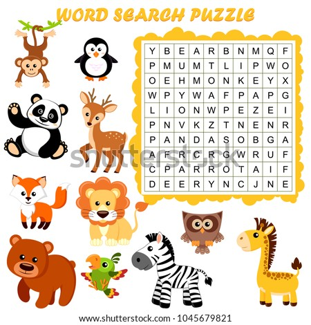 Image result for macro puzzle animals