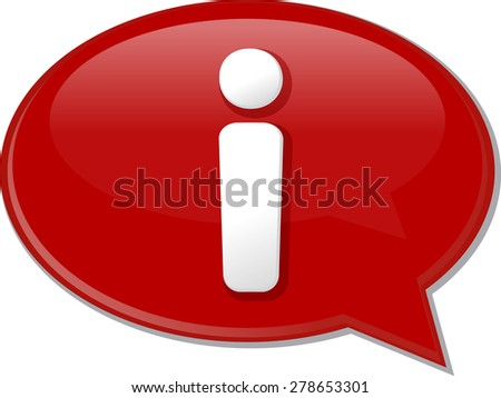Word speech bubble illustration of discussion forum blog information help support vector - stock vector