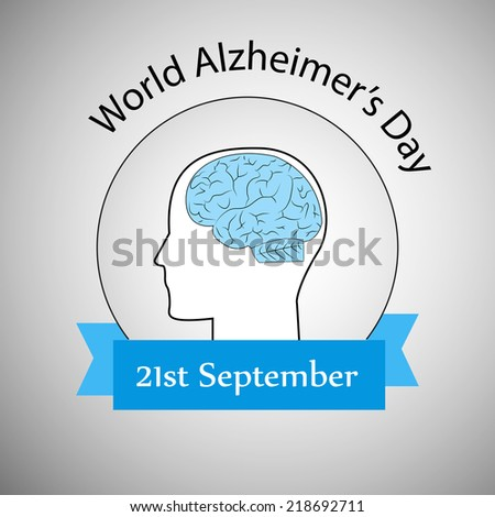 World Alzheimer's Day Background