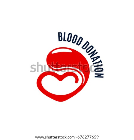 Logo Template Women Painted Red Lips Stock Vector 2018 301384001