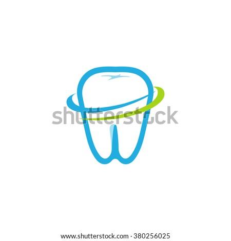 World Dentist's Day. Dental clinic logo. Vector Dentist logo. Dental clinic logo. - stock vector