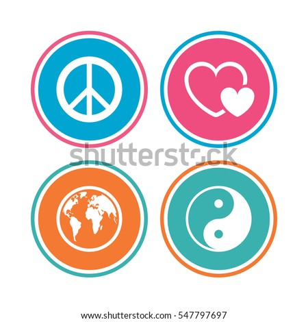 Peace Love Harmony Symbols Images Free Symbol And Sign Meaning