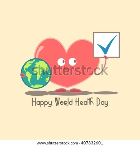 World Health Day Poster Template