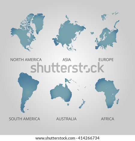 World map countries colorful vector illustration stock vector hd world map countries colorful vector illustration gumiabroncs Gallery