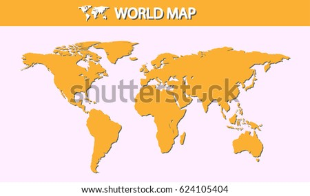 World map small dot vector illustration stock photo photo vector world map small dot vector illustration gumiabroncs Images