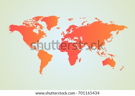World map vector drawing background stock vector 701165434 world map vector drawing background stock vector 701165434 shutterstock gumiabroncs Images