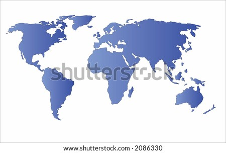 world map vectormap fromhttpwwwlibutexas