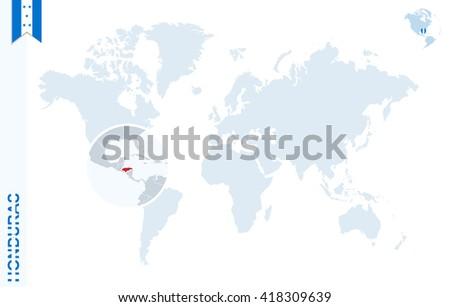 map Honduran Stock Images RoyaltyFree Images Vectors