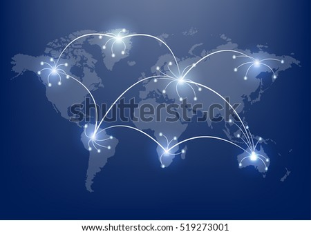 world network communication