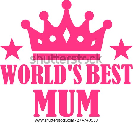 stock vector world s best mum 274740539 - Fresh Kitchen Set Kid