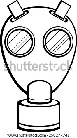 Wwii Military Gas Mask Stock Photo (Photo, Vector, Illustration ...