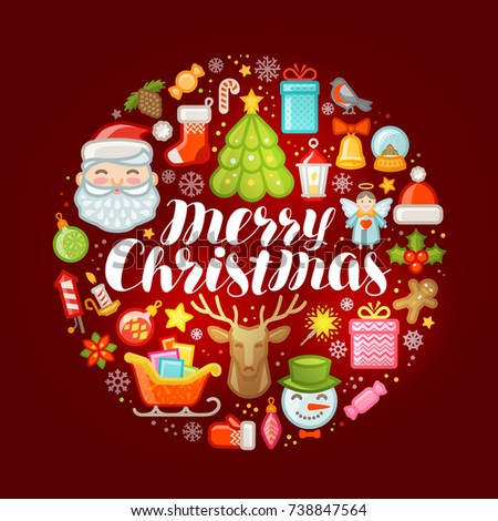 Xmas concept merry christmas greeting card stock photo photo xmas concept merry christmas greeting card or banner vector illustration m4hsunfo