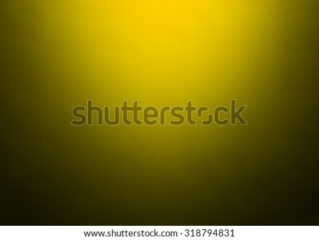 Yellow background - Vector
