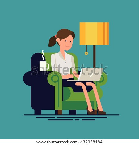 https://thumb7.shutterstock.com/display_pic_with_logo/2381402/632938184/stock-vector-young-adult-woman-working-at-home-vector-concept-illustration-freelancer-female-character-working-632938184.jpg