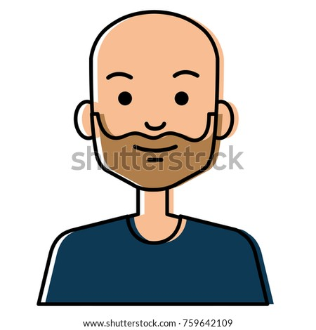young man avatar character. May Go Toilet Business Cartoon Character Stock Vector 149677202