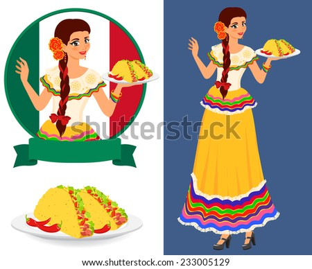 Mexican Girl Stock Images, Royalty-Free Images & Vectors ...