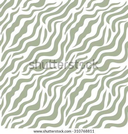 Zebra expressive diagonal seamless pattern. Safari collection. Abstract vector background. Grey. Backgrounds & textures shop. - stock vector