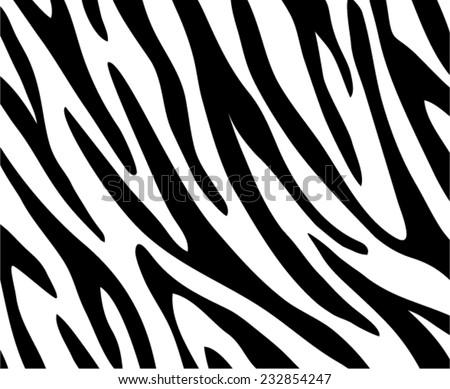 zebra print vector background stock vector 232854247 shutterstock rh shutterstock com zebra print seamless vector zebra print vector art