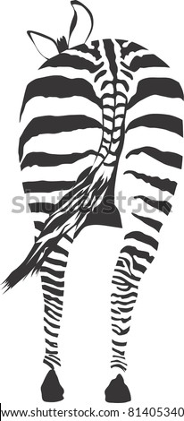 Zebra Drawing Stock Images Royalty Free Images & Vectors Shutterstock