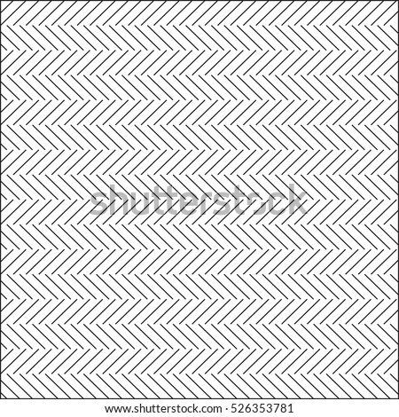 zigzag chevron pattern seamless