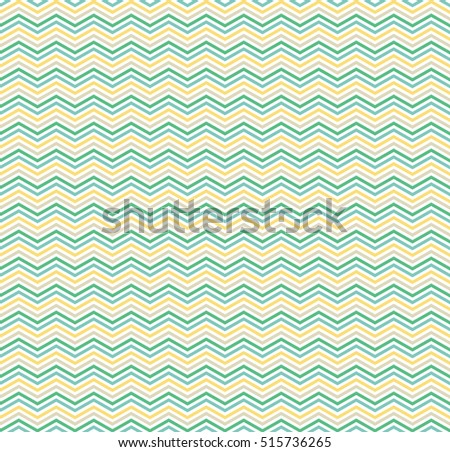 Zigzag pattern. Trendy simple image, illustration. Creative, rich, luxury gradient. Print cloth, clothes, dress, label, banner, cover, card, website, web, wrapper. Summer, winter, spring, fall, autumn