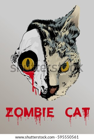 Photoshop Tutorial: Manipulating a Zombie Cat